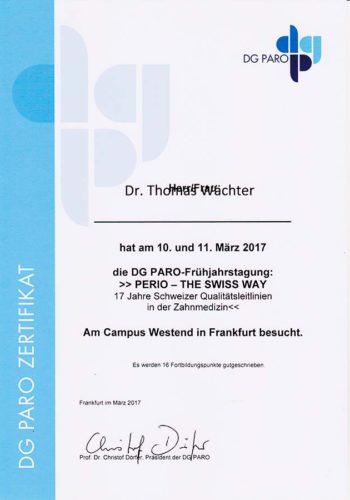 2017-Zertifikat-Parodontologie-Certificato-Parodontologia-Frankfurt-Dr-Thomas-Waechter-Zahnarzt-Odontoiatra-Bozen-Bolzano