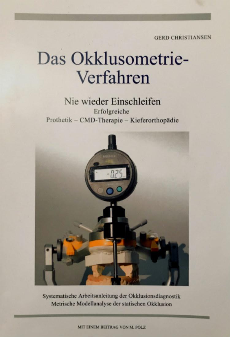 Okklusometrie Lehrbuch Occlusometria Manuale Dr Thomas Waechter Zahnarzt Odontoiatra Bozen Bolzano